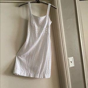 Ann Taylor size 6 Eyelet dress